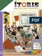 Clitoris 02 - Relatos gráficos para femininjas