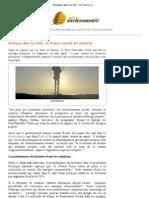 Stratégie dans les EnR _ la France cumule les obstacles