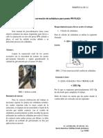 Manual para corrección de soldadura IPR
