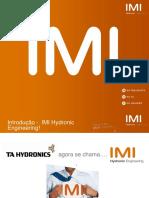 PALESTRA - IMI HYDRONIC - ETP