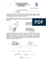 3.2 Esf Cortante Vigas 3.3 Flexión asimétrica