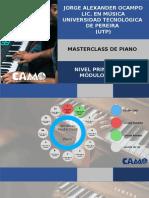 MasterClass. Piano