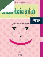 Dinámicas, técnicas y recursos. Matilde Bravo Benítez – Estrategias educativas en el aula.pdf
