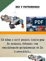 TURISMO Y PATRIMONIO