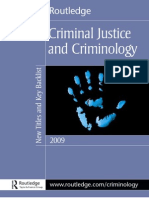 Catalog - Criminology 2009