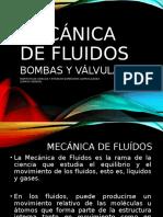 Mecánica de fluidos Válvulas y bombas.ppsx