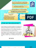 TEORÍAS DE SOLUCIONES