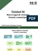 marco legal de la vivienda a nivel estatal y municipal, Estado de México y Toluca.UAEMex