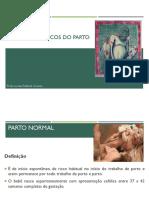Aula Periodos Clinicos do Parto