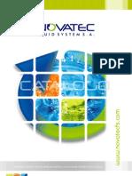 Catalogo de Novatec 2009