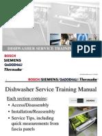 !!  DishwasherTraining Bosch