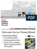 !!  DishwasherTraining Bosch
