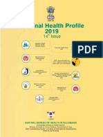 National Health Policy & Programmes-2019
