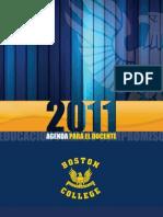 Agenda Docente Boston College