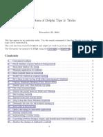 Delphi Tips & Tricks.pdf