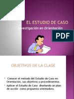 EL ESTUDIO DE CASO