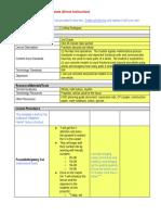 popcylce1 spring lesson plan-direct instruction