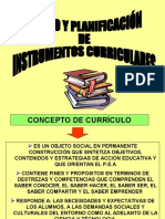 DISEÑO  Y PALNIFIACCION CURRICULAR.ppt