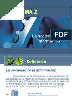 Sociedad informacion
