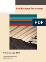 National Coal Overview