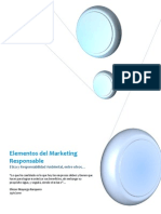 Elementos Del Marketing Resp on Sable