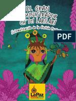 Gestion Administrativa Transparente de la Alimentación Complementaria Escolar del GAMLP