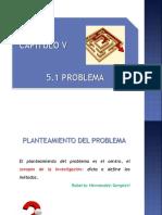 5.1. Planteamiento del problema
