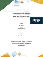 Fase 6 Realizar  informe de avance