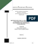 Metodologia Para La Aplicacion De Apartarrayos En Lineas De Transmision Para Mejorar Su Confiabilidad
