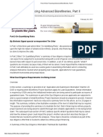 First of Kind_ Financing Advanced Biorefineries, Part II