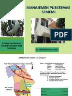MANAJEMEN PKM SEMEMI  PKL murnajati 7 maret 2018  dr lolita FIXs.pdf