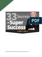 Dan Peña - 33 secrets of super sucess.pdf
