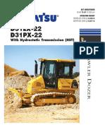 D31EX_PX_22 SALES BROCHURES (2009)
