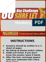 SURE-LET-Mastery-Test-2.pptx