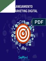 Infografico Planejamento de Marketing