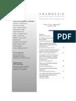 Anamnesis - revista de bioética
