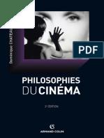 (Cinéma_Arts Visuels) Dominique Chateau-Philosophies du Cinéma-Armand Colin (2010)