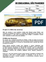 Alegoria da caverna- Material de apoio para aula sobre a Grécia Clássica. 08.2018.docx