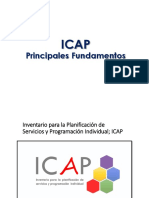 Presentación Aplicación y corrección ICAP