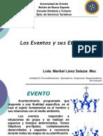 LOS EVENTOS Y SUS ETAPAS PDF