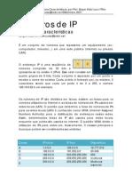 Resumo numeros de IP