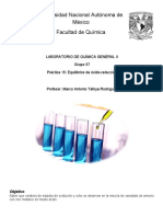Práctica 15 Química General II