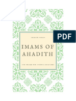 Imams of Ahadith