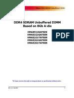 computing_ds_8Gb_DDR4(A-ver)based_UDIMMs(Rev.1.3).pdf