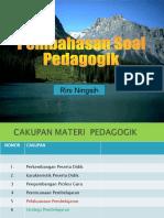 Pembahasan Pedagogik UAD