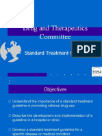 standard treatment guidelines(1)