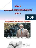 Geographic Information System(s)