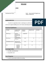 KUMAR RTESUME MBA1.pdf