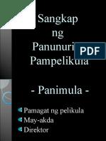 Pagsusuring Pampelikula