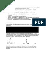 INFORME ACIDOS CARBOXILICOS